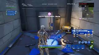Live fortnite fr moving zone 1500 abo goes from fight to win!!
