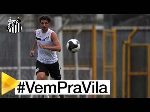 #VemPraVila | Santos x Ferroviária