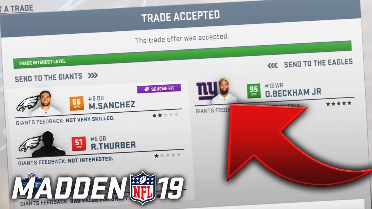 10 Easiest Superstars to Trade For in Madden 19