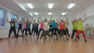 DJ DISCO Feat.MC POLO- Szalona Zumba / Choreografia Anna Dąbrowska