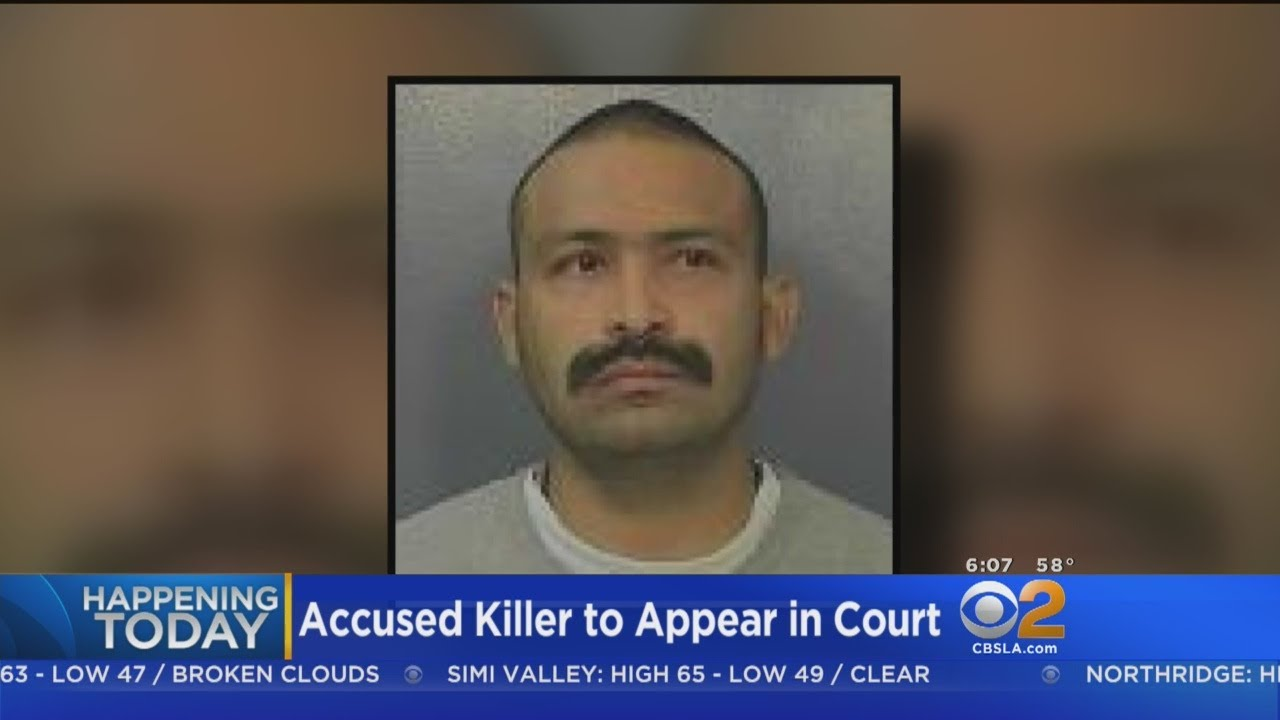 Accused Killer Of Pomona Police Officer To Make First Court Appearance