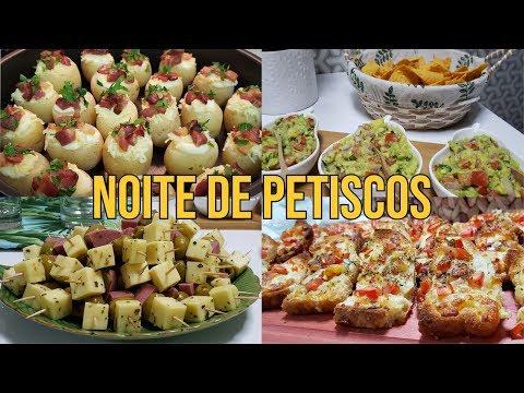 RECEBENDO AMIGOS NOITE DE PETISCOS   Nosso Apê 32B