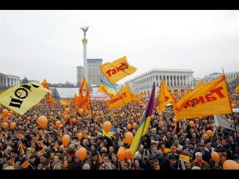 Orange Revolution 2004 Documentary Film THE ORANGE CHRONICLES short version