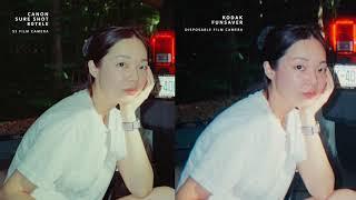 26살 캐논 카메라 VS 코닥 필름 카메라