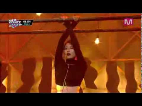 Miss A_Hush (Hush by Miss A of Mcountdown 2013.11.07)