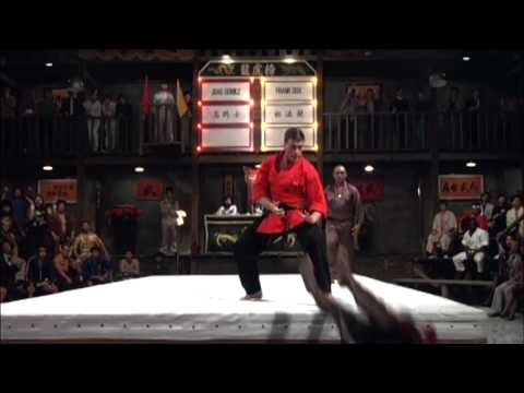 BLOODSPORT 1988  All Fights  REDUX Van Damme HD