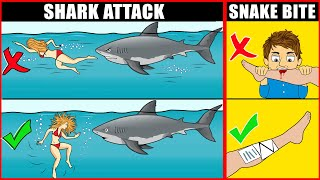 Scientific Tips on How to Survive Wild Animal Attacks
