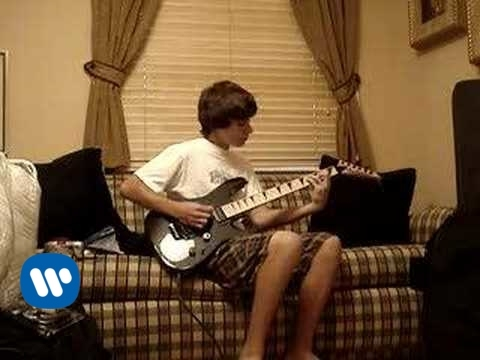 Jake Miller Playing Guitar - Age 14