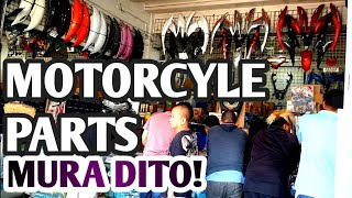 MOTORCYCLE ACCESSORIES | MURANG GAMIT 10TH AVENUE CALOOCAN