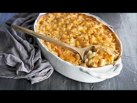 recette-:-macaronis-au-fromage