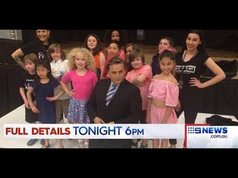 Kidz Fashion Week - Melbourne - Nine News   5 October