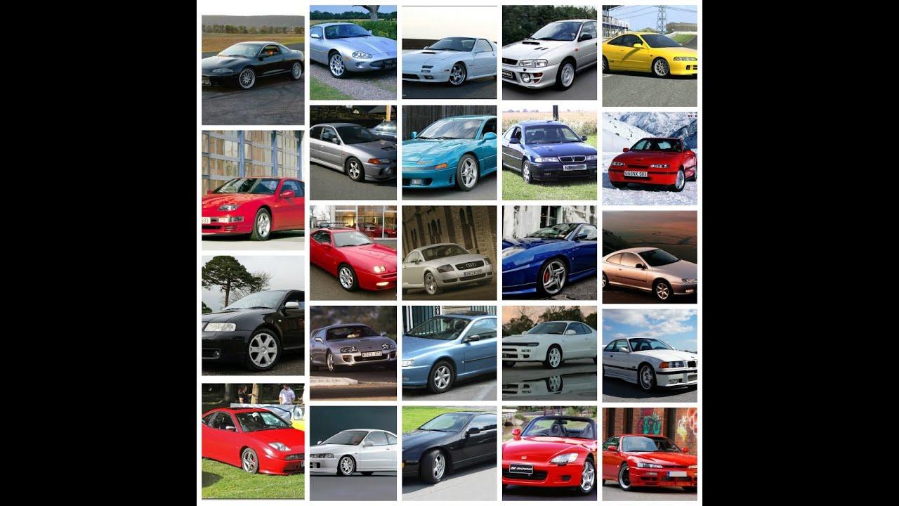 Best Cars Under  Pounds