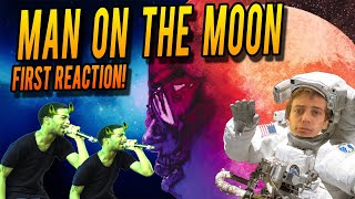 Baixar First Reaction to Kid Cudi - Man on the Moon (REVIEW + RATING)