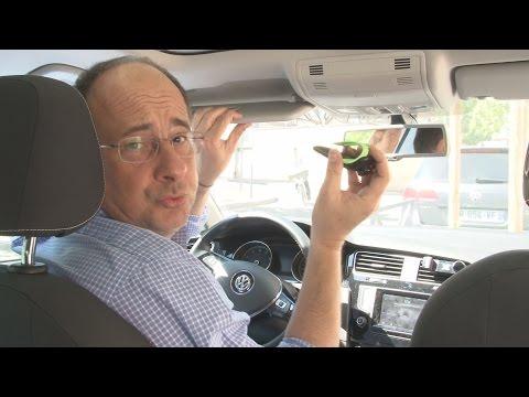 Smartphone en voiture : le kit mains libres est interdit