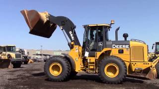 John Deere 644K at AIS Construction Equipment