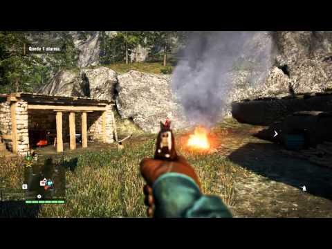 Probando A.J.M.9 Far cry 4 | ¡Esta es la mejor pistola!