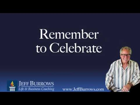 12 Remember to Celebrate  Jeff Burrows