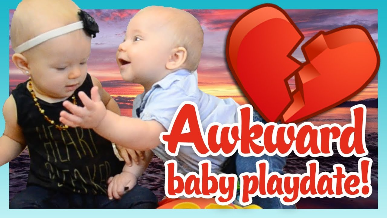 Download AWKWARD BABY PLAYDATE!   Look Who's Vlogging: Daily Bumps