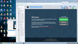 Tutorial Open Broadcaster Software SaveVideo me