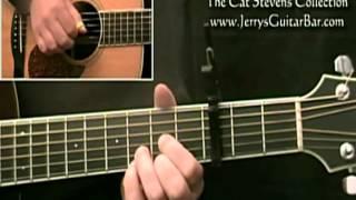 How To Play Cat Stevens Katmandu (Introduction)