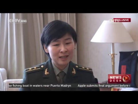 Exclusive interview with China's first female astronaut Liu Yang