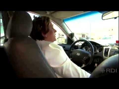 Métier : chauffeuse de taxi à Montréal Radio Canada