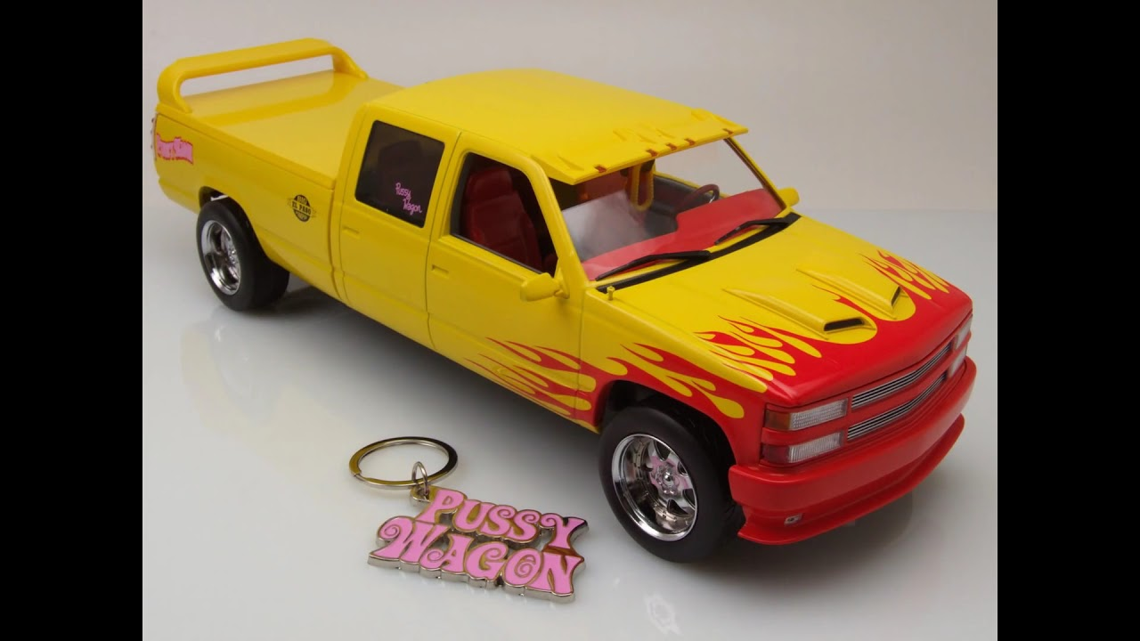 chevrolet silverado custom cab pick up 1997 kill bill pussy wagon youtube. Black Bedroom Furniture Sets. Home Design Ideas