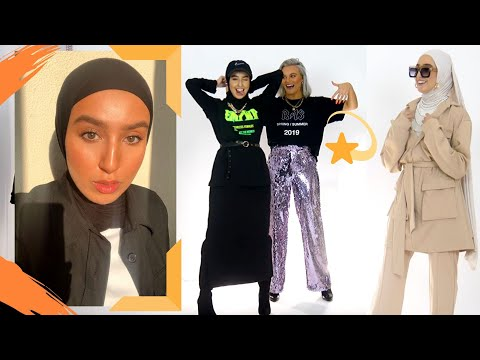 "STYLAR HIJABIN ""FASHION WITH FAITH"" IMANE ASRY"