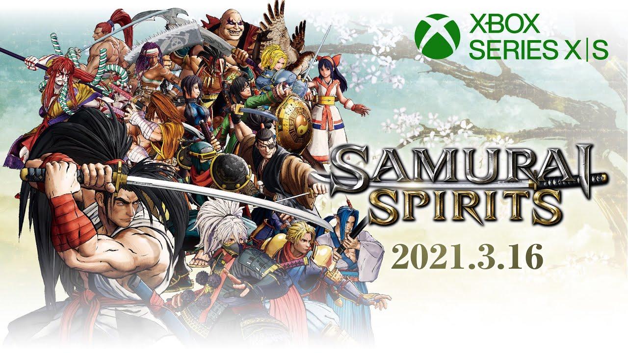 【JPN】SAMURAI SPIRITS - Xbox Series X|S Trailer