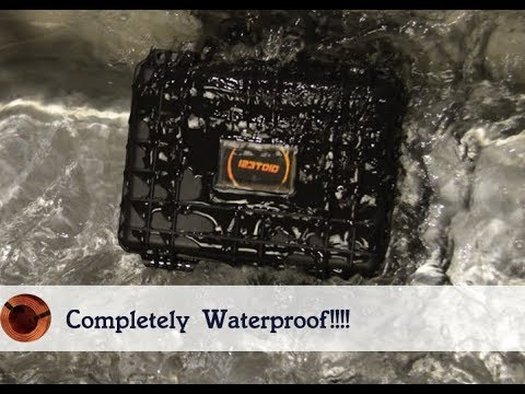 How to Make  a Portable Waterproof Speaker - FREE Build Plans!