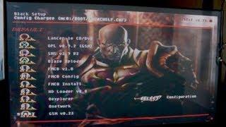 Lancer des jeux PS2 par le réseau (+ OPL, VMC, uLE, IGR, VGA)