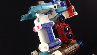 Sirtoys Turbomaster Thunderclash Knock Off machine wars Optimus