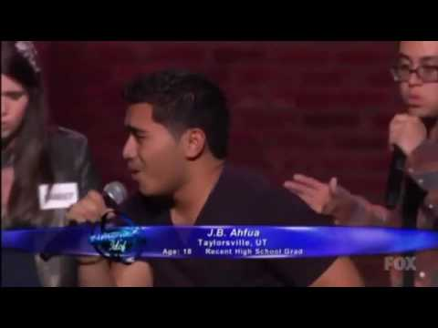 Andrew Garcia's Group Week Part 2 for American Idol 2010 [High Quality]