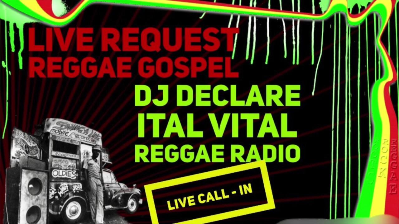 Live Request Gospel Reggae