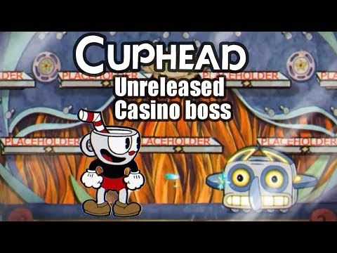Cuphead - The Cutting Room Floor