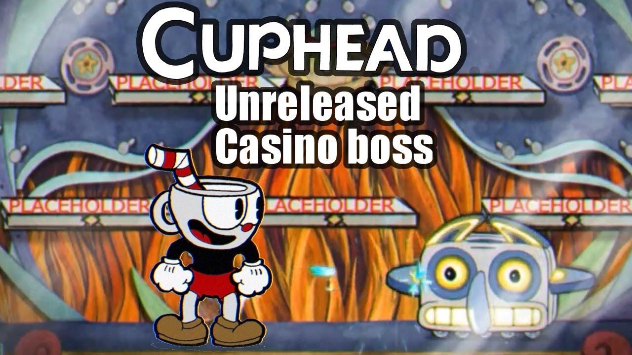 Cuphead - The Cutting Room Floor