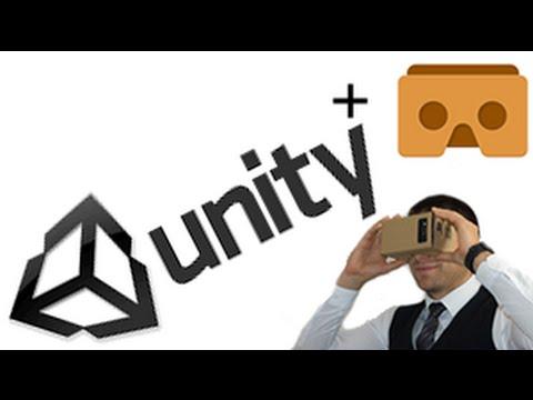 Crear Video juego para Cardboard Realidad Virtual en Unity VR Tutorial