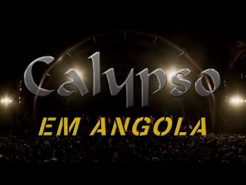 Banda Calypso ao Vivo em Angola