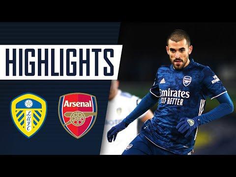 Leeds Arsenal Goals And Highlights