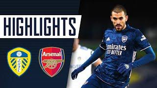 HIGHLIGHTS | Leeds vs Arsenal (0-0) | Premier League