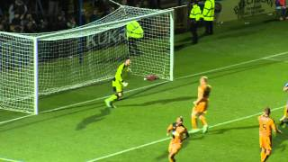 Highlights: Wycombe 1-0 Cambridge