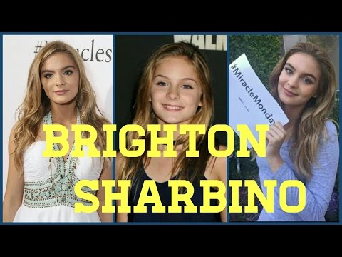 This Video Is For Brighton Sharbino
