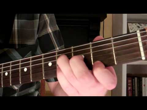 Video - How To Play the Ebm Chord On Guitar (E flat minor)