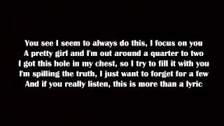 Witt Lowry -  Used To You Lyrics