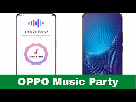 Music Party App Oppo Apk