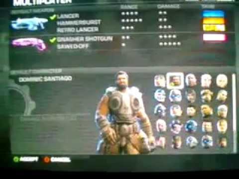 Gear Watch 3 Gears of War 3 Level 100