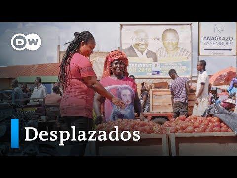 Tomates y codicia - El éxodo forzado de los agricultores de Ghana | DW Documental