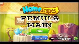 BERMAIN HOMESCAPES PEMULA #1 | BDG_ JAV