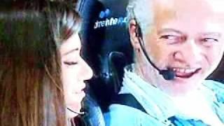 """Lara Scandar Singing on MTV's ( Lebanon ) """" Bel Hawa Sawa """"."""