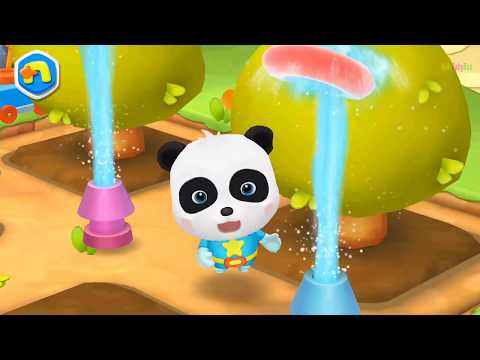 Baby Panda Rescue Alphabet - Play with Baby ABC Fun Learning English For Children
